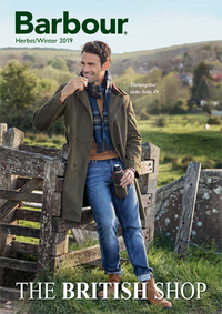 THE BRITISH SHOP  - BARBOUR Katalog by THE BRITISH SHOP - Online-Katalog - Herbst/Winter 2019 bestellen