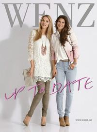 Wenz wenz katalog top trends in mode heim wenz for Boden mode katalog bestellen