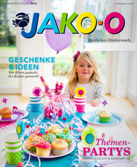 Jako O Jako O Katalog Kindersachen Mit Köpfchen Kinderfest