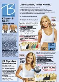 Wellness kataloge gratis wellness katalog 2014 kostenlos for Brigitte hachenburg modekatalog