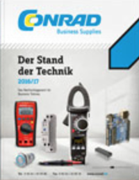 CONRAD - CONRAD KATALOG - B2B Business Supplies - im Online Shop! bestellen