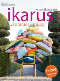 Ikarus Design Versand Ikarus Design Katalog Sommerkatalog 2018
