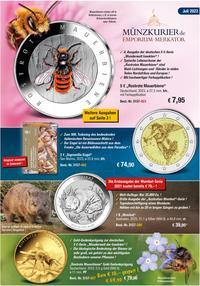 Emporium Merkator Münzen Katalog Aus Hamburg Ihr Münzkurier