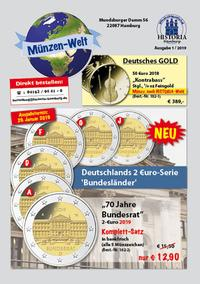Münzen Kataloge Numismatik Kataloge Gratis Münzen Katalog 2015
