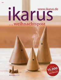 Ikarus Design Versand Ikarus Design Katalog Weihnachtspost 2018