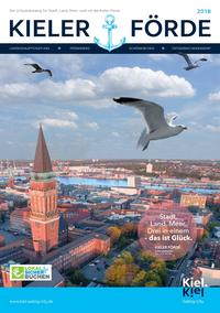 KIEL-MARKETING-TOURISMUS - Kiel-Marketing - Urlaubskatalog Kieler Förde ...Meer erleben! Kiel Touristik Katalog 2018 bestellen
