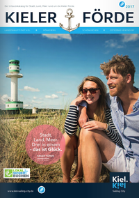 KIEL-MARKETING-TOURISMUS - Kiel-Marketing - Urlaubskatalog Kieler Förde ...Meer erleben! Kiel Touristik Katalog 2017 bestellen